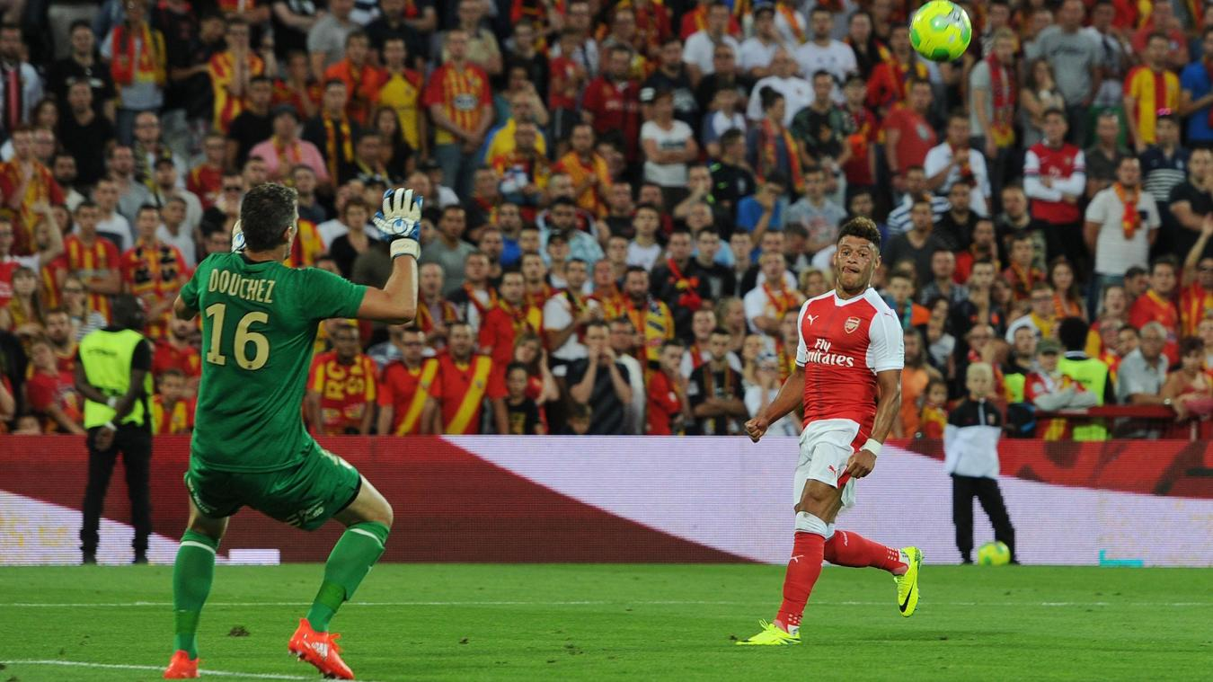 RC Lens 1-1 Arsenal, 22 July  Premier League clubs in summer friendlies GettyImages 578960072
