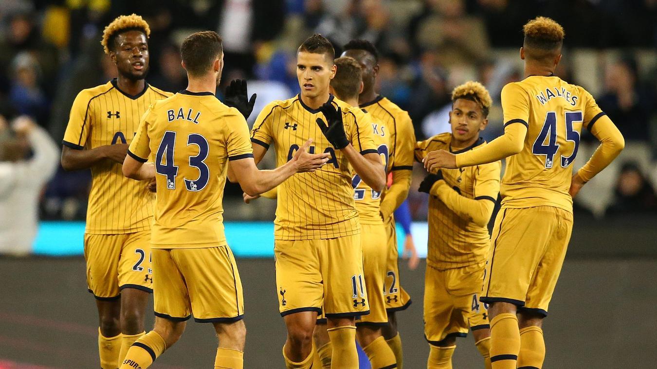 Juventus 2-1 Tottenham Hotspur, 26 July