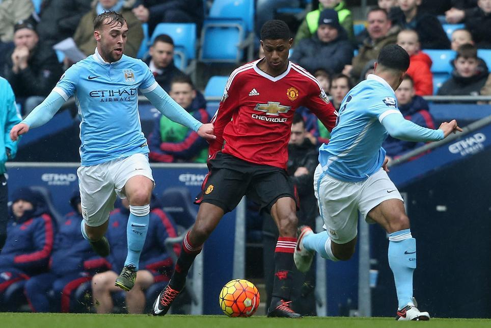 Manchester City v Manchester United