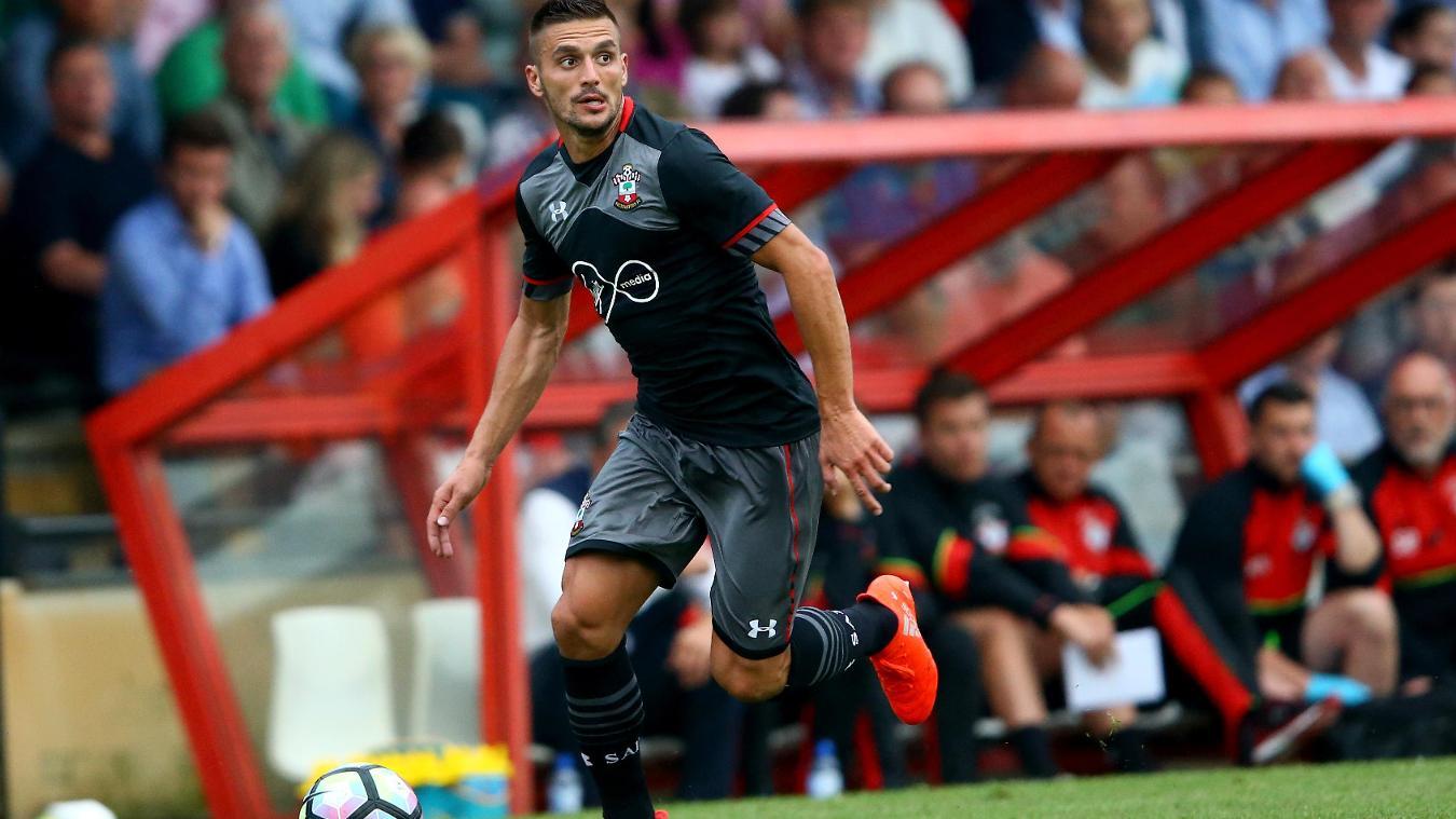 FC Twente 1-2 Southampton, 27 July