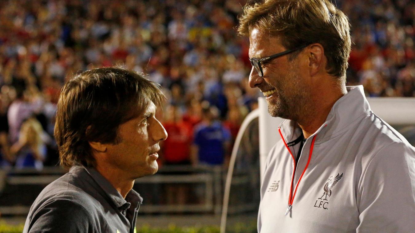 Chelsea 1-0 Liverpool, 27 July  Premier League clubs in summer friendlies 4834285