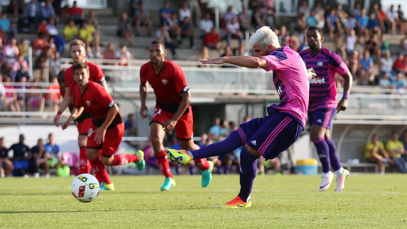 Dijon FCO 2-3 Sunderland, 27 July