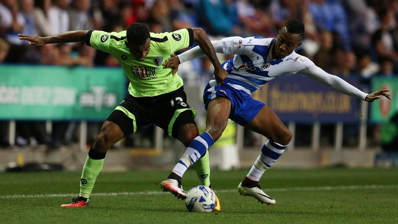 Reading 1-1 AFC Bournemouth, 29 July  Premier League clubs in summer friendlies 4835011
