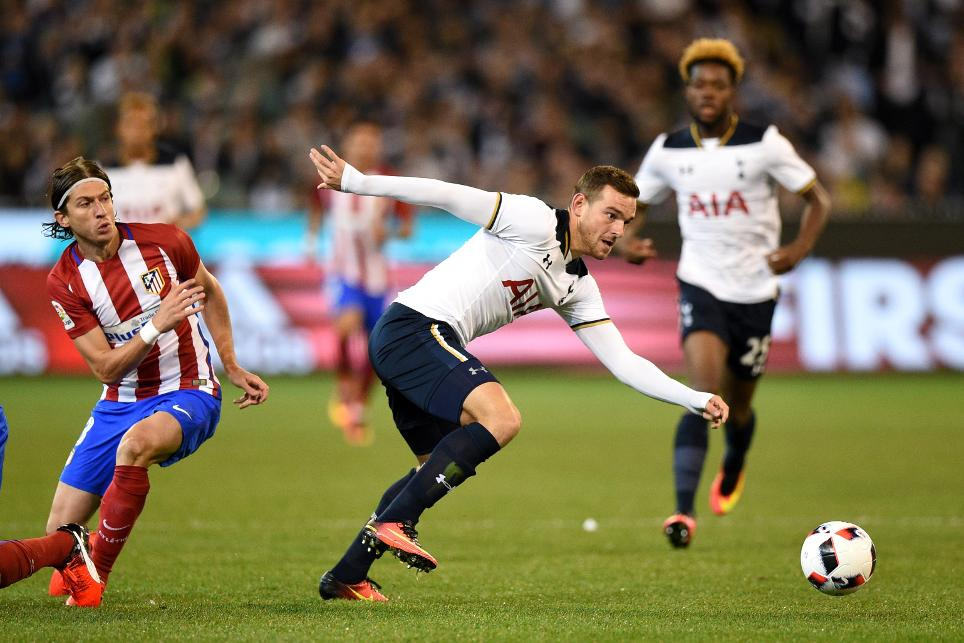 Atletico Madrid 1-0 Tottenham Hotspur, 29 July
