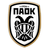 PAOK Salonika Club Badge