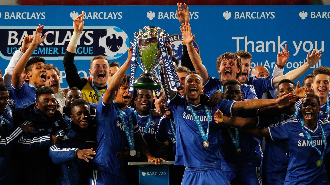 2013/14 Premier League 2: Chelsea
