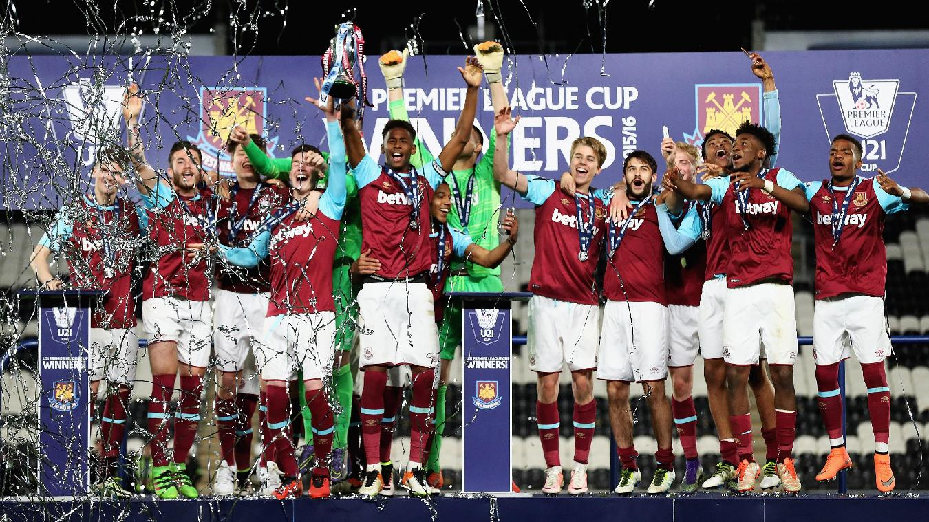 2015/16 Premier League Cup: West Ham United