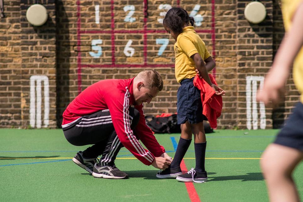 Premier league primary stars new school sport for 06 07 premier league table