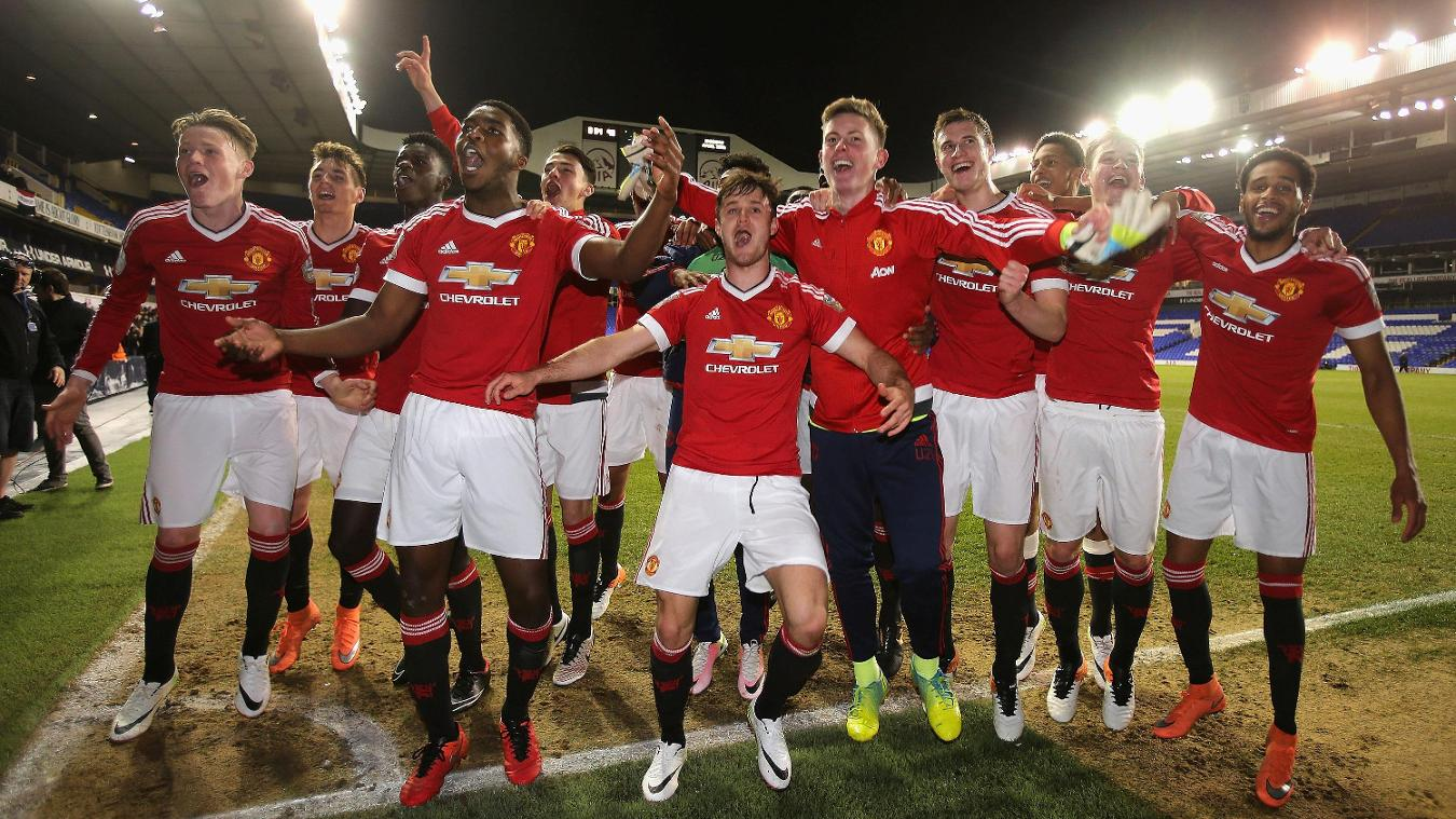 2015/16 Premier League 2 Division 1: Manchester United