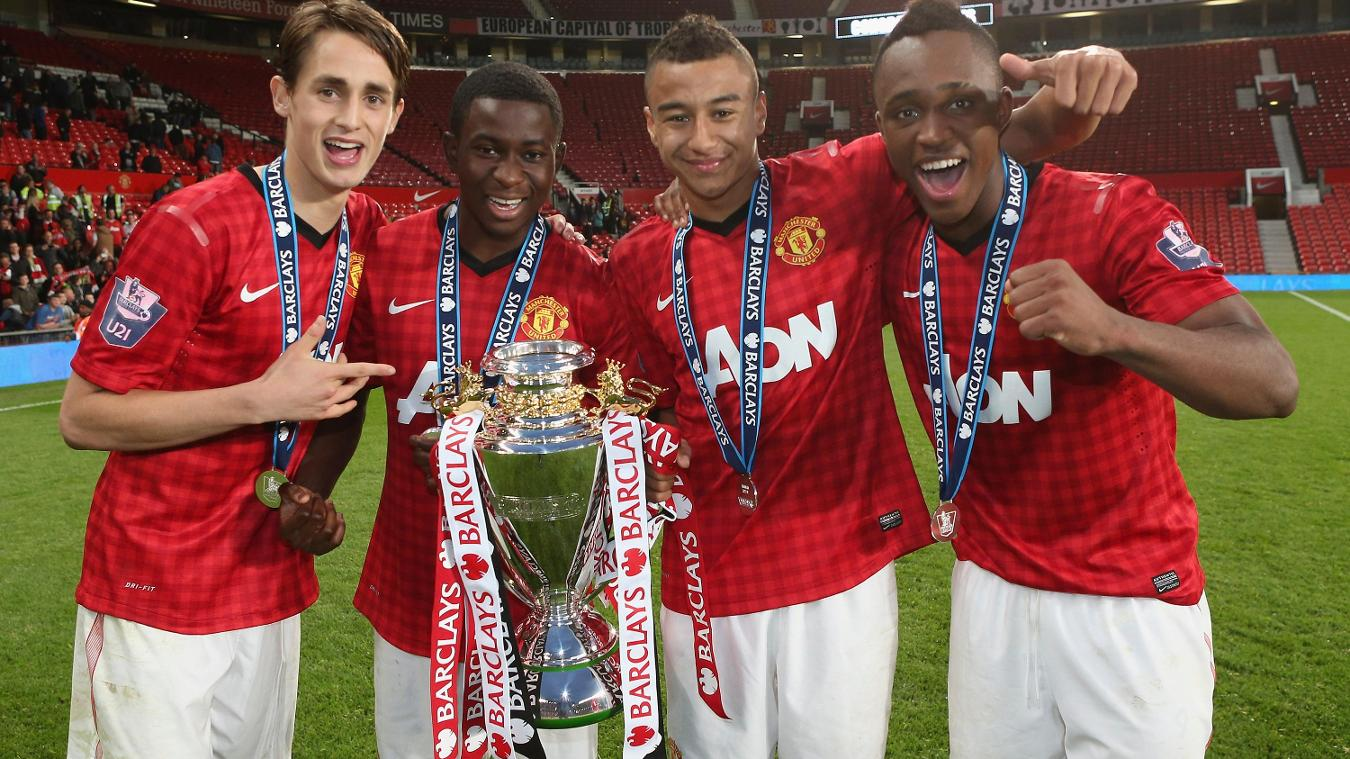 2012/13 Premier League 2: Manchester United