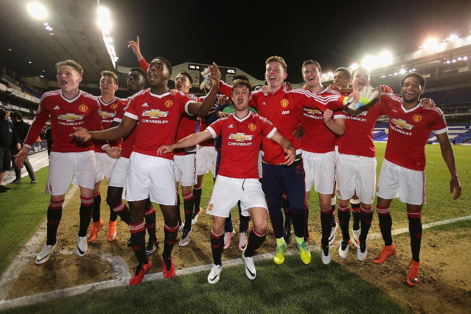 2015/16 Premier League 2 Division 1: Manchester United