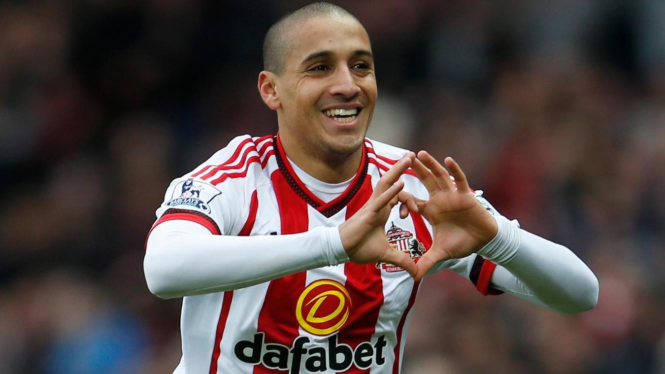 Sunderland playmaker Wahbi Khazri
