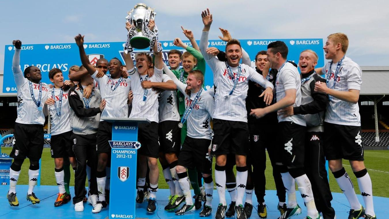2012/13 U18 Premier League: Fulham