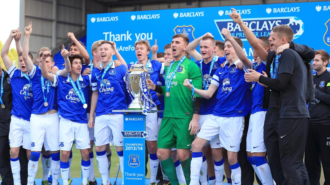 2013/14 U18 Premier League: Everton