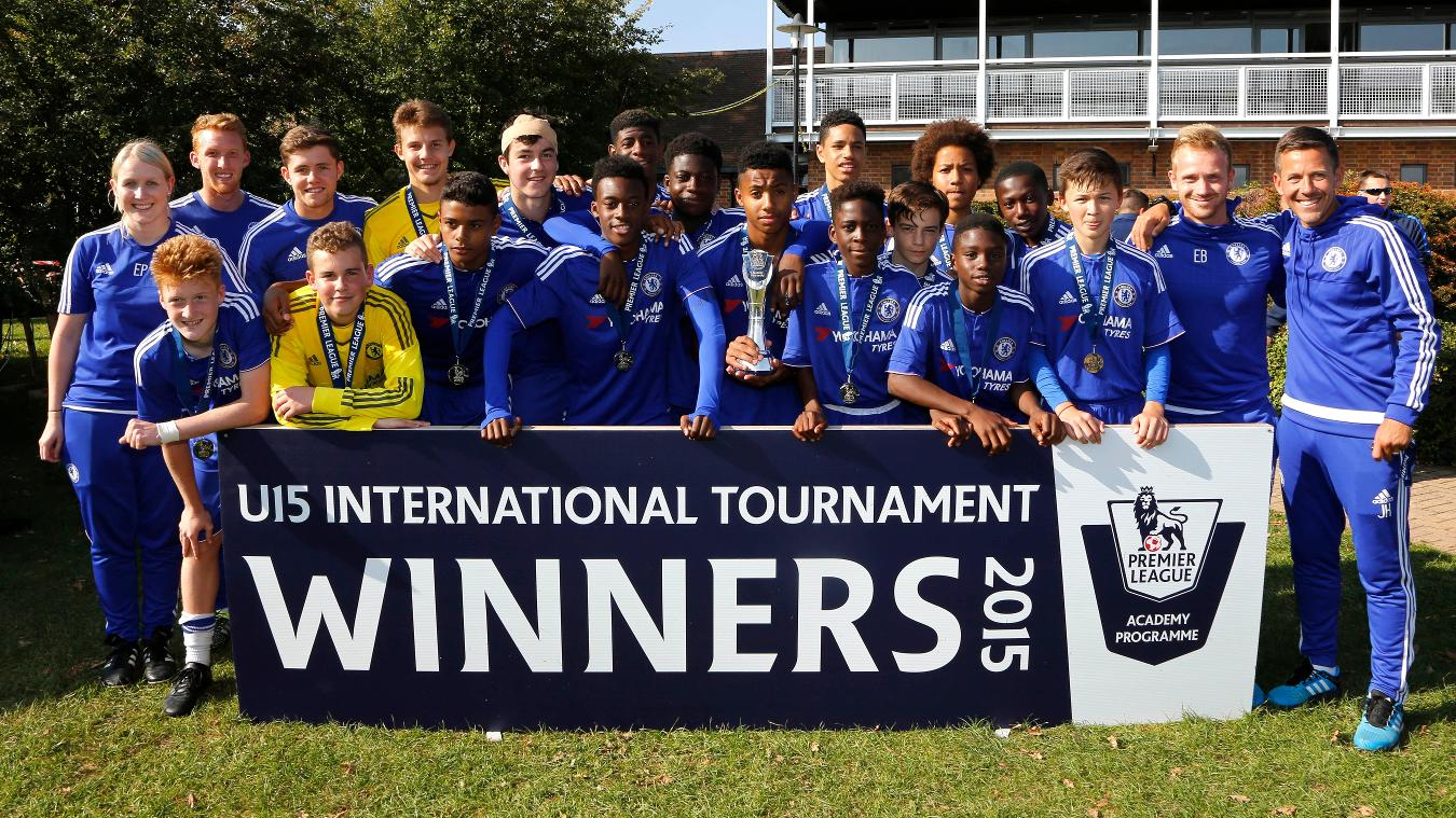 U15 International Tournament: Chelsea