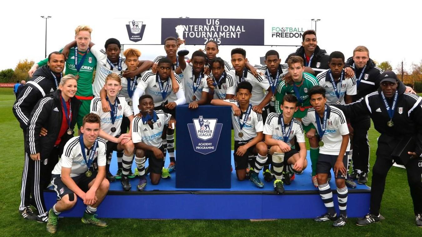 U16 International Tournament: Fulham
