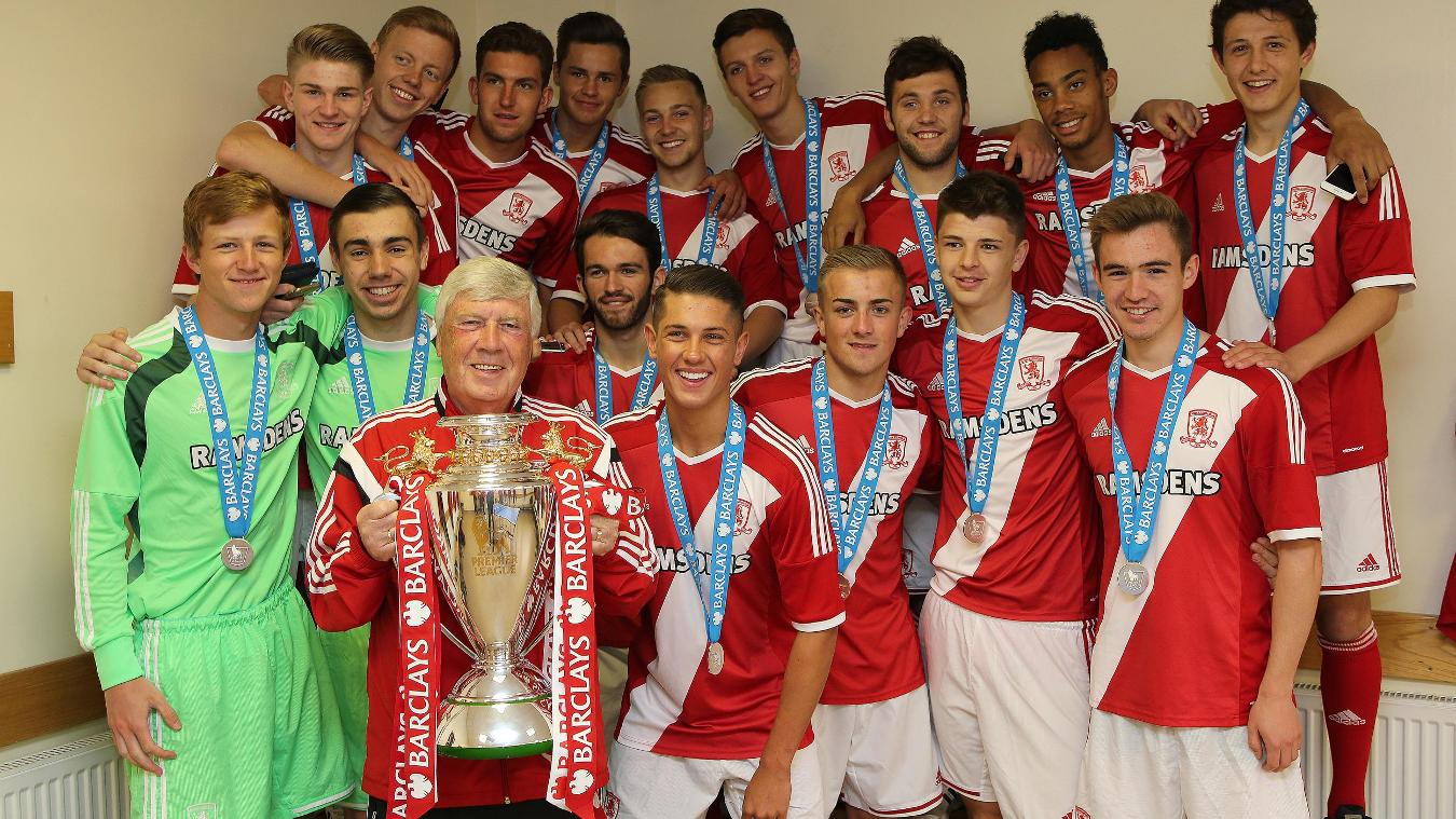 2014/15 U18 Premier League: Middlesbrough