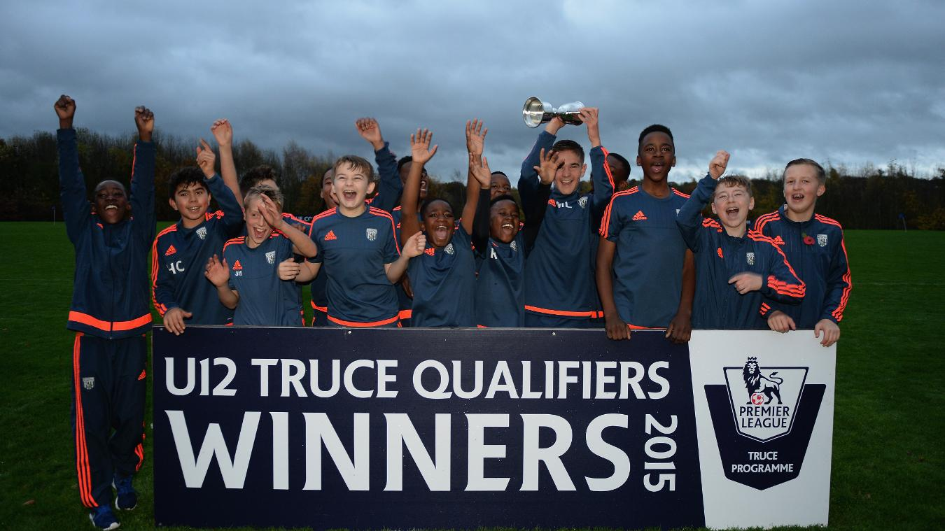 U12 Christmas Truce Qualifier (Warwick): West Brom