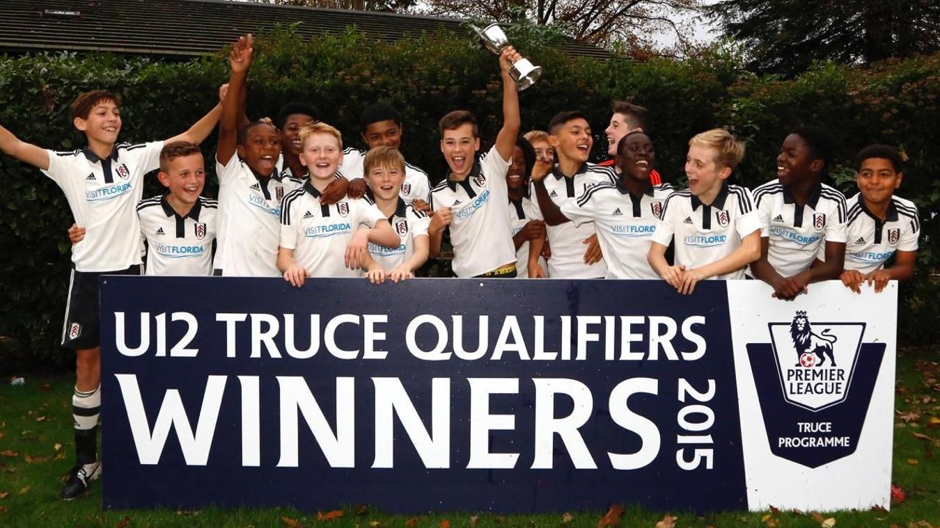 U12 Christmas Truce Qualifier (Bisham): Fulham