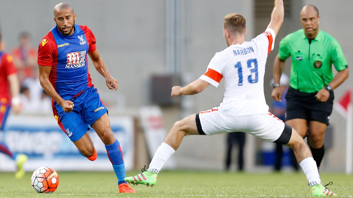 FC Cincinnati 0-2 Crystal Palace, 16 July