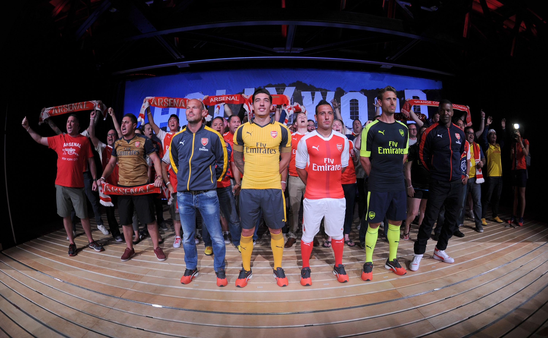 Premier League Kits For 2016/17