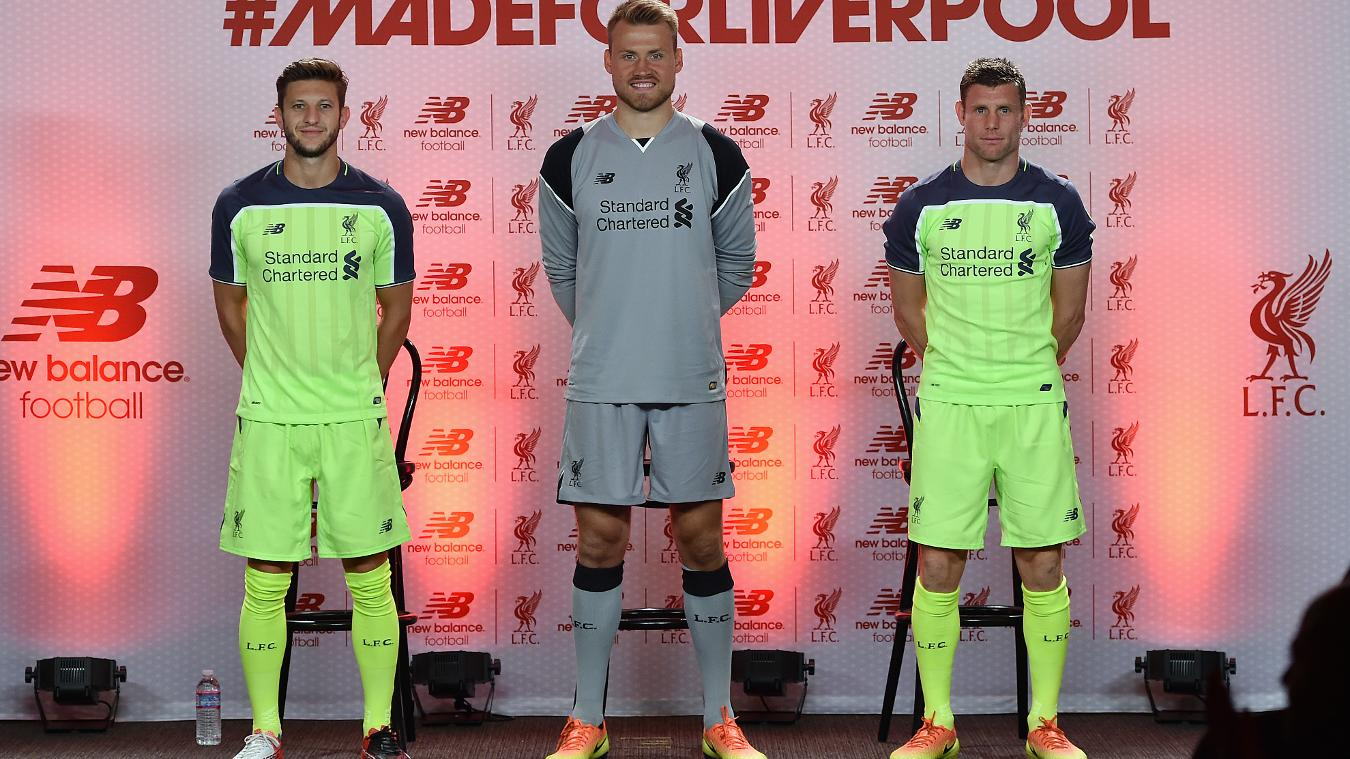 wholesale dealer 205cf 6ec0a Premier League kits for 2016/17