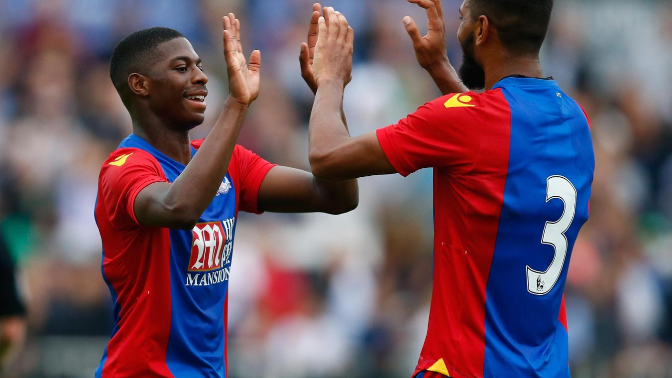 Bromley 1-2 Crystal Palace, 2 August