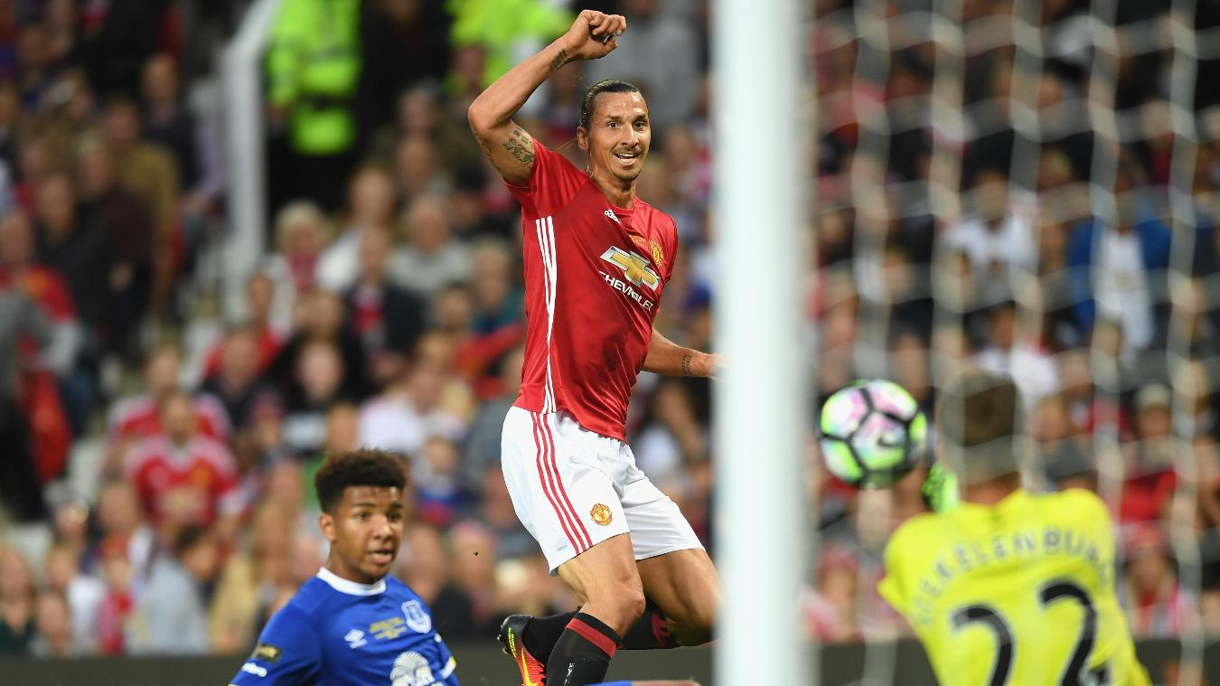 Manchester United 0-0 Everton, 3 August