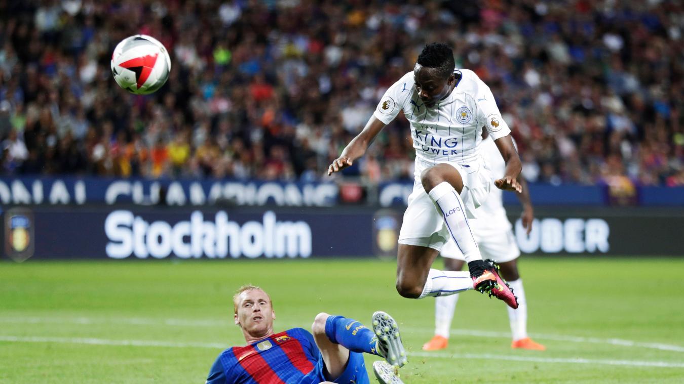 Barcelona 4-2 Leicester City, 3 August
