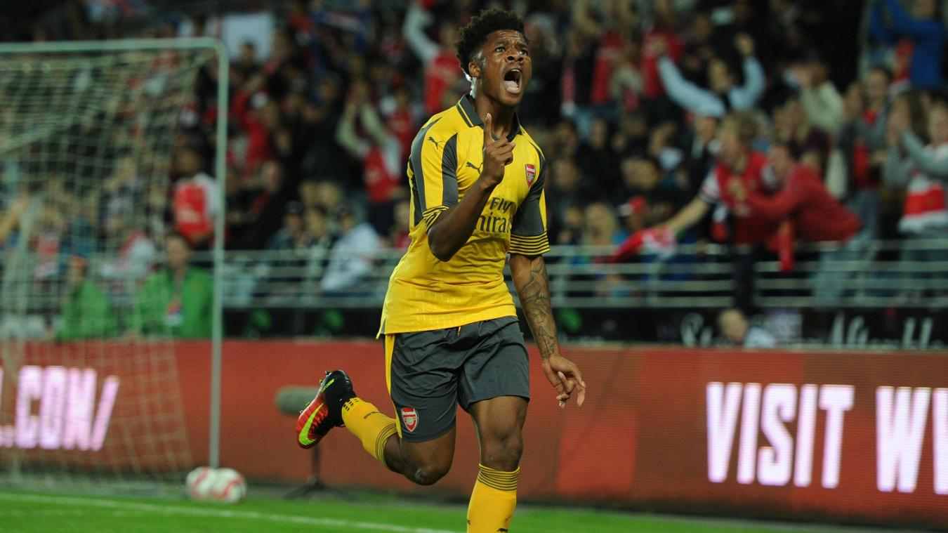 Viking FK 0-8 Arsenal, 5 August