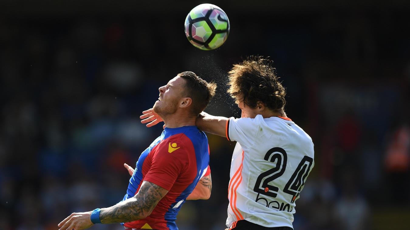 Crystal Palace 3-1 Valencia, 6 August