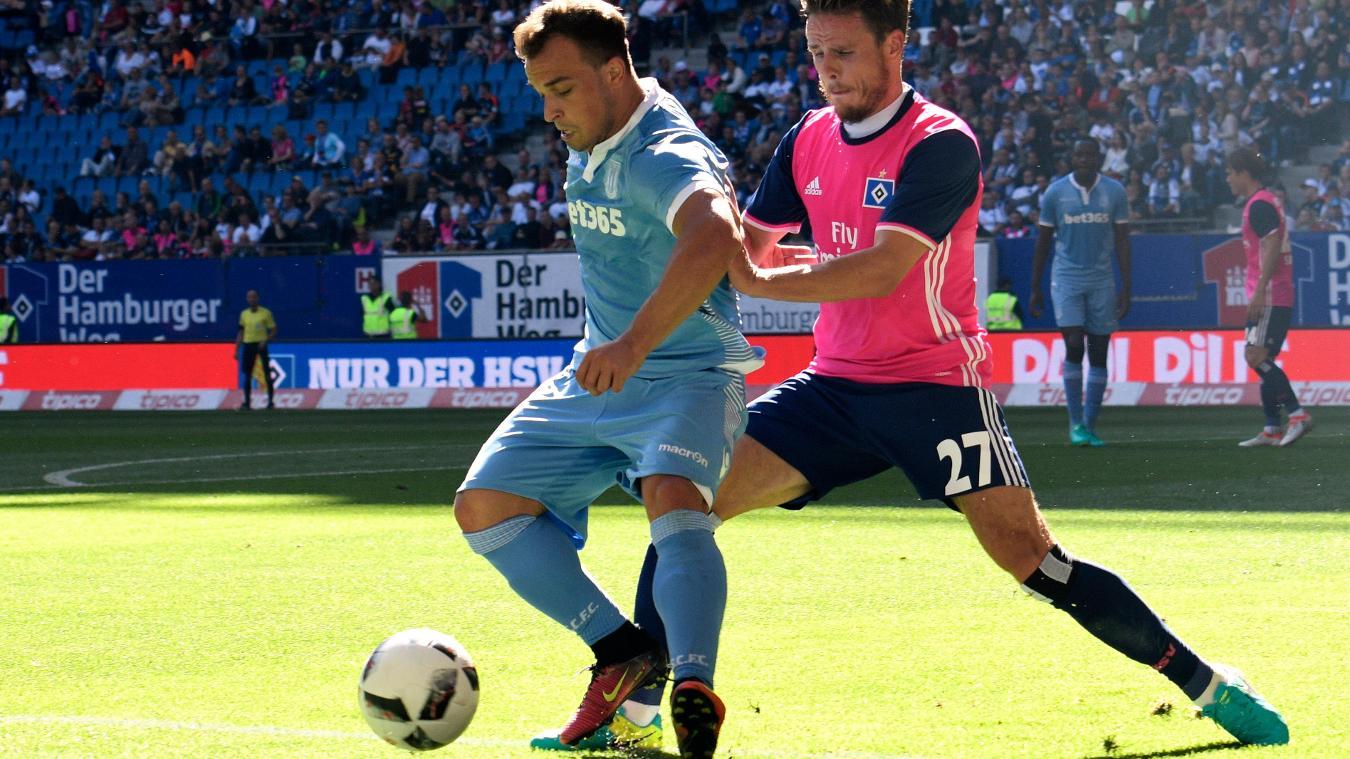 Hamburg 1-0 Stoke City, 6 August