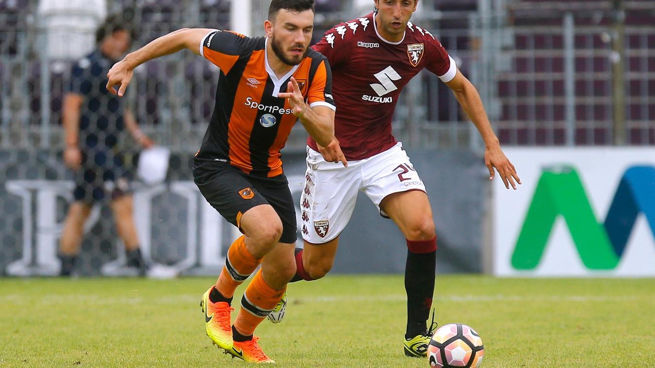 Torino 2-1 Hull City, 6 August
