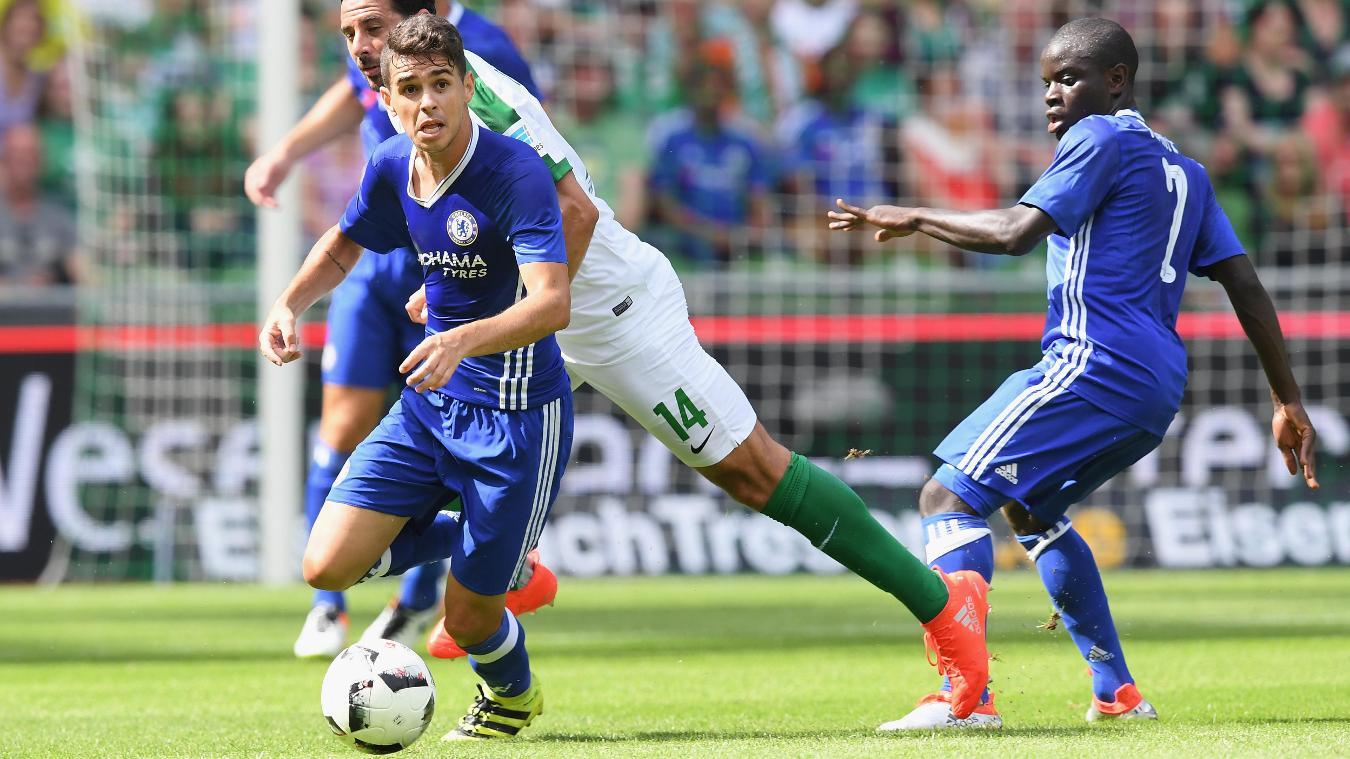 Werder Bremen 2-4 Chelsea, 7 August