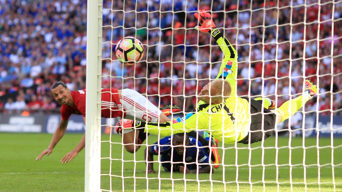 Leicester City 1-2 Manchester United, 7 August