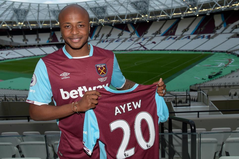 Andre Ayew (West Ham United)