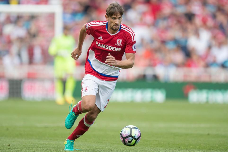 Gaston Ramirez, Middlesbrough