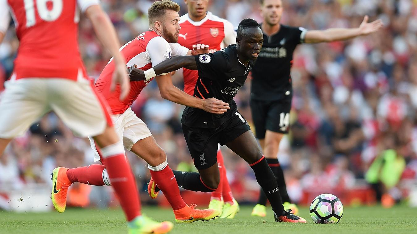 Arsenal 3-4 Liverpool