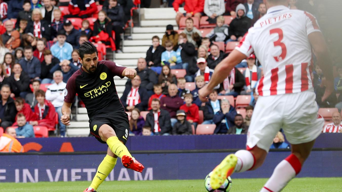 Stoke City v Manchester City - Premier League