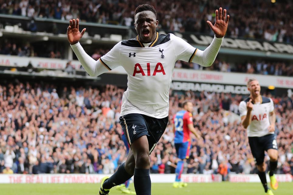 Victor Wanyama, Tottenham Hotspur vs Crystal Palace
