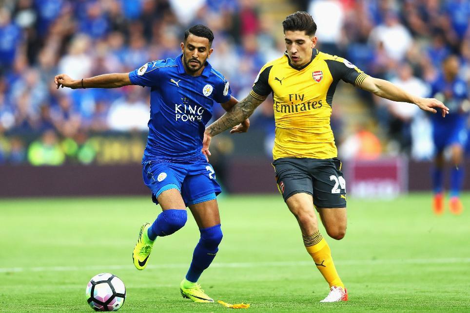 Leicester City vs Arsenal, Premier League