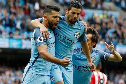 Manchester City FC News, Fixtures & Results | Premier League
