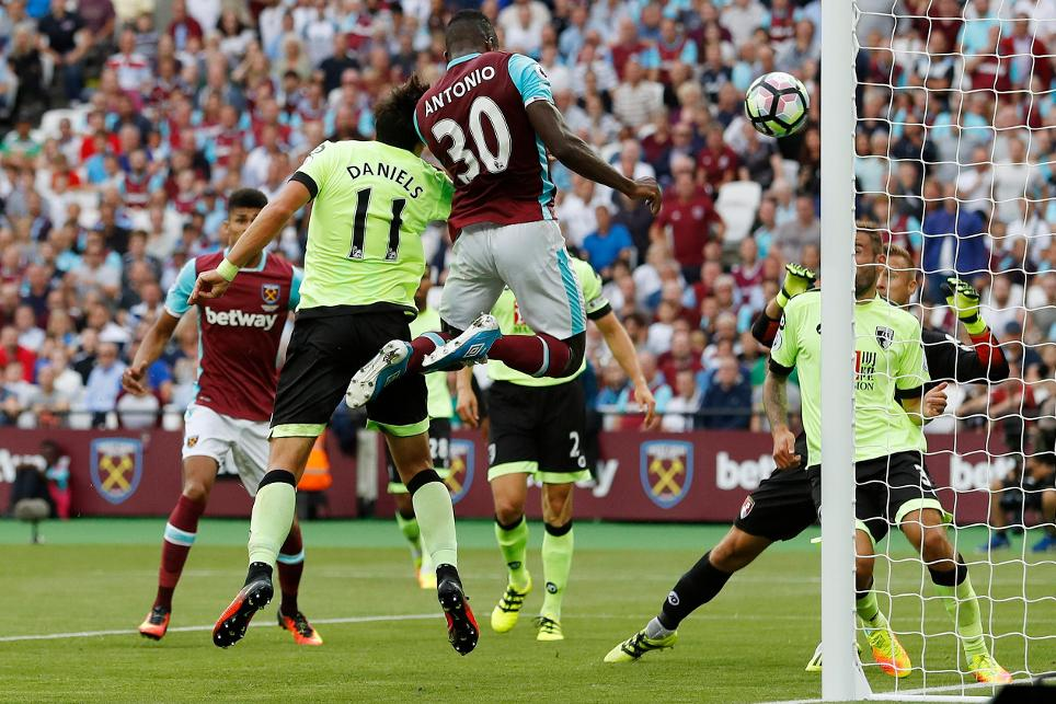 West Ham United 1-0 AFC Bournemouth