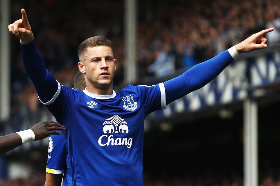 Ross Barkley, Everton