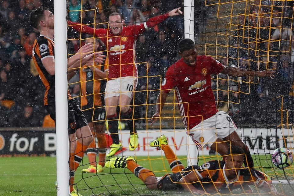 Hull City v Manchester United - Premier League