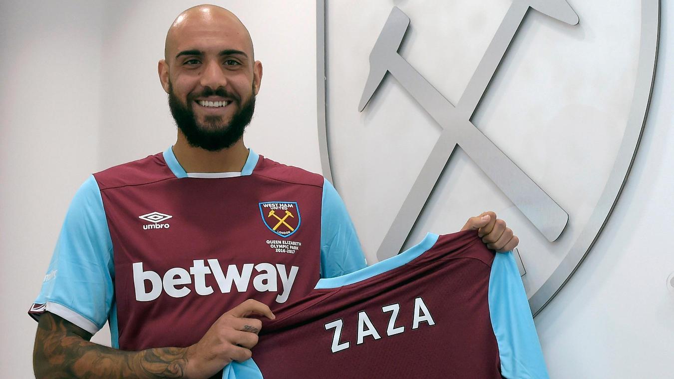 Simone Zaza (West Ham)