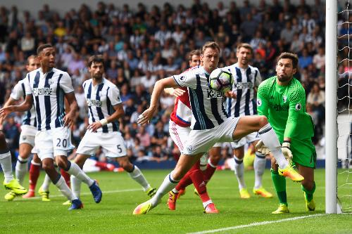 West Brom v Middlesbrough