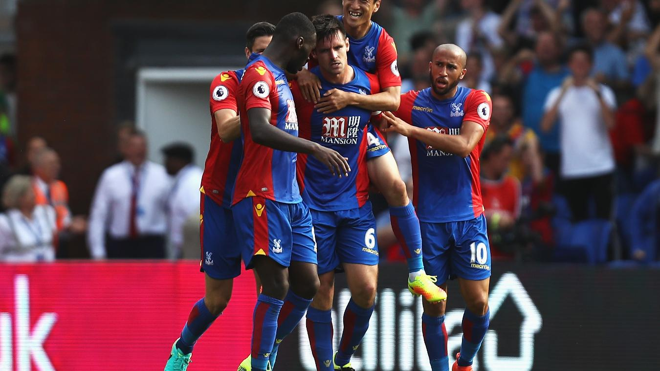 Scott Dann, Crystal Palace vs AFC Bournemouth