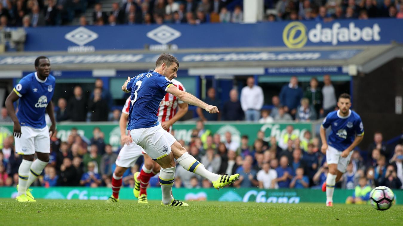 Everton v Stoke City