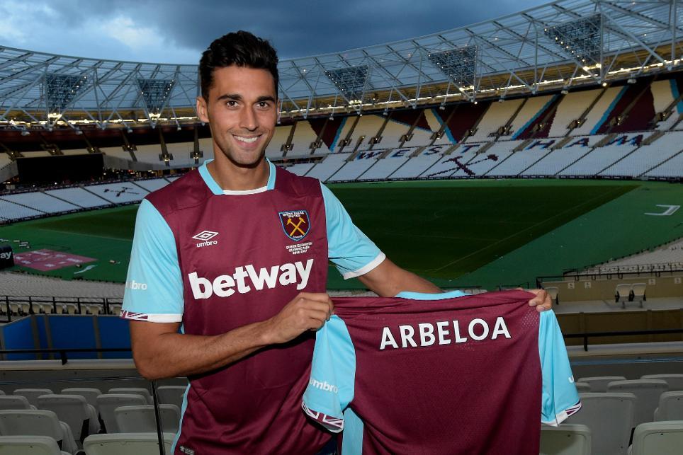 Alvaro Arbeloa (West Ham)